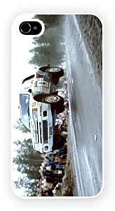 Peugeot 205 Rally In Air, iPhone 6 & 6S glossy cell phone case / skin