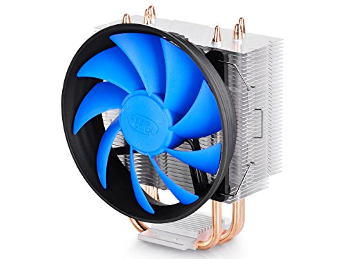 DEEPCOOL GAMMAXX 300 CPU Cooling Fan 3 Heatpipes 120mm PWM Fan INTEL/AMD AM4 Compatible