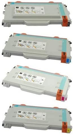 20K05MP BK//C//M//Y SuppliesMAX Compatible Replacement for Lexmark C510 Toner Cartridge Combo Pack