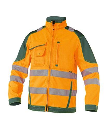 Hombre Para Orange Abrigo green Dassy wqfA15Exn