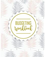 Budgeting Workbook: Daily Weekly Monthly Budget Planner 2021 Calendar Bill Payment Log Debt Organizer With Income Expenses and Savings Tracker