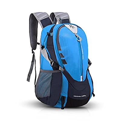 Fleck™ [New]25L Hiking Backpack Water Resistant Cycling Backpack Outdoor Backpack Perfectfor Traveling, Hiking, Climbing, Running, Cycling, Camping