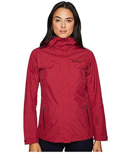 (マーモット)Marmot レディースコートジャケットアウター Wayfarer Jacket Red Dahlia LG L [並行輸入品] B074WZYN46