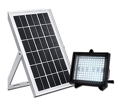 Solar Flood Light 108 Leds in US - 5