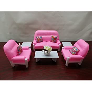 Amazon.com: My Fancy Life Style Home Living Room Playset: Toys & Games