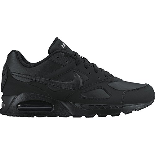 Nike Air Max IVO nero in pelle