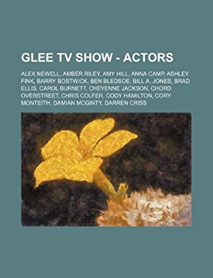 Glee TV Show - Actors: Alex Newell, Amber Riley, Amy Hill