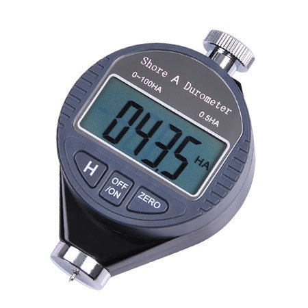 GENERIC BRAND Shore A Durometer Digital Scale Hardness Te...