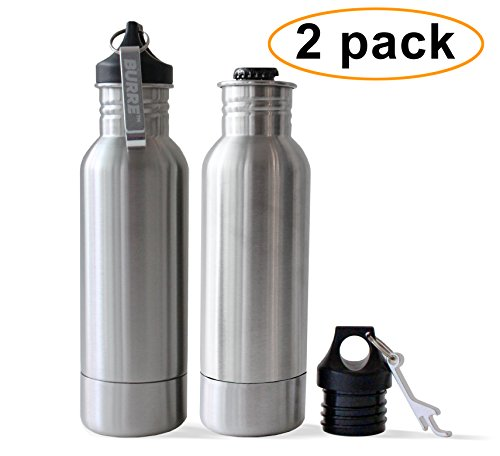 stainless-steel-bottle-insulator-coolers-2-pack-keep-beer-or-beverage-ice-cold-longer-fits-most-12-o