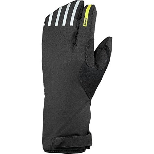 Mavic Men's Ksyrium Pro Thermo+ Full Finger Winter Cycling Gloves, Large