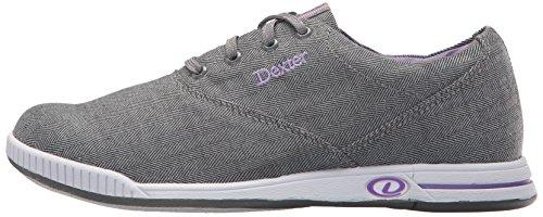 Kerrie Grey Dexter Twill Bowling Shoes xHSSPwd8qn