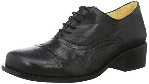 John W. Shoes Petra - Zapatos Mujer Azul (Marino)