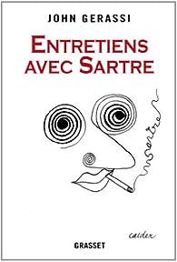 Entretiens avec Sartre par Jean-Paul Sartre