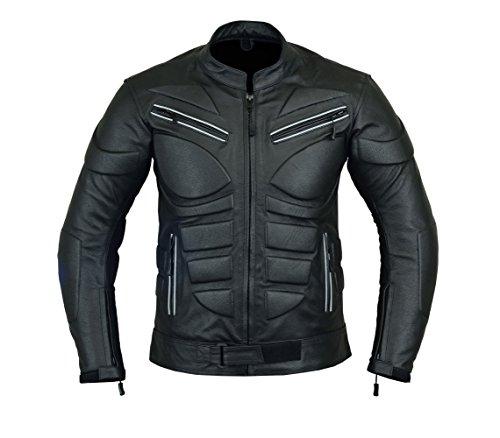 Leather Armor Jacket - 8