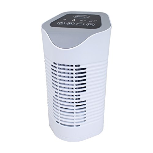 Silentnight Air Purifier With Hepa Amp Carbon Filters Air