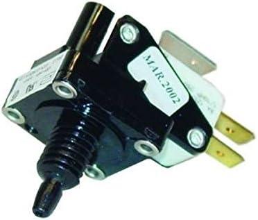 Brett Aqualine 860010-3 Jag 3 SPDT 3A Momentary Spa Air Switch
