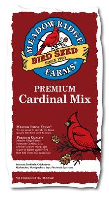 JRK SEED & TURF SUPPLY B200135 35 lb Cardinal Bird Food by Jrk Seed & Turf Supply