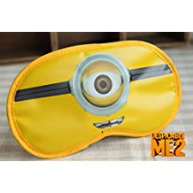 CJB Despicable Me Minions Eye Mask for Sleeping Travel Games (US Seller)