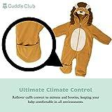 Fleece Baby Bunting Bodysuit – Infant Pajamas