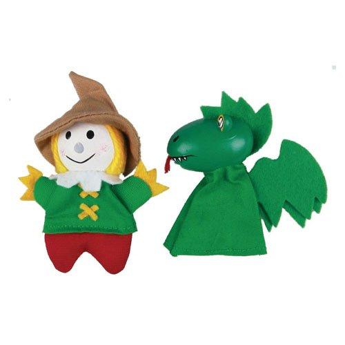 Fairytale Finger Puppet Tobar 09862