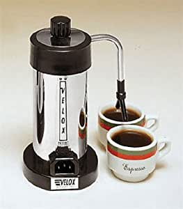 Amazon.com: Velox Electric Electric Espresso Maker: Espresso Machines: Kitchen & Dining