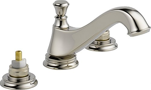 Delta Polished Brass Widespread Faucet Widespread Polished Brass Delta Faucet