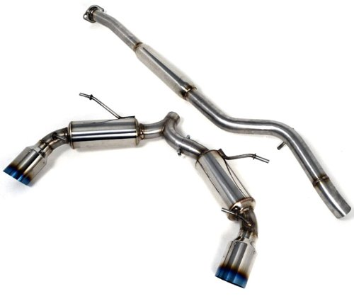 Agency Power Racing (Agency Power (AP-FRS-170) Cat-Back Exhaust, Stainless Steel)