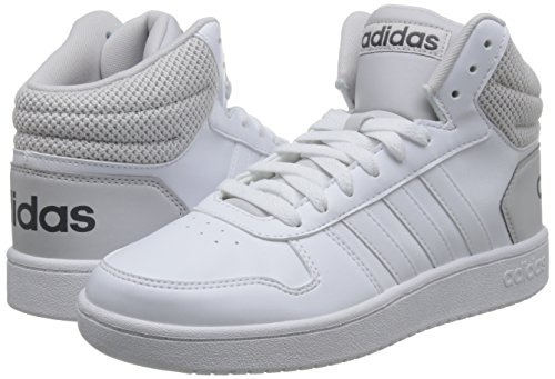 Ftwwht Blanc Vs Hommes ftwwht Hoops 2 Adidas Mid Greone Greone 0 Montantes Baskets OCxP8qF