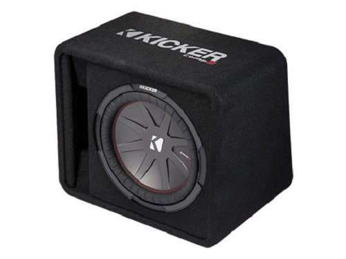 Kicker VCWR122 (43VCWR122) 12'' Single Subwoofer Enclosure