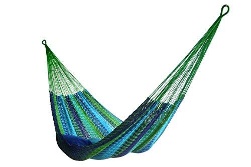 - Hammocks Rada - Super Cotton Thick String - Mayan Style (Ocean Color)