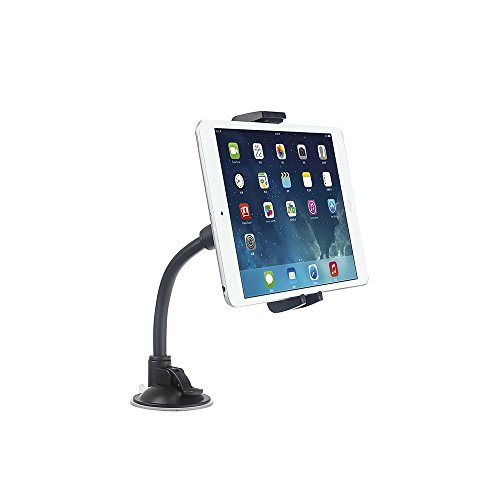 Universal Car Air Vent Phone Mount Holder Long gooseneck car mount for iOS / Android Smartphone (F102) (Gooseneck Vent)