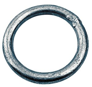 Sea-Dog Galvanized Ring, 1/2