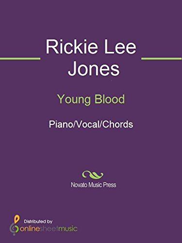 Young Blood Kindle Edition By Rickie Lee Jones Arts Photography