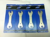 Park Tool DCW-SET Double End Cone Wrench Set