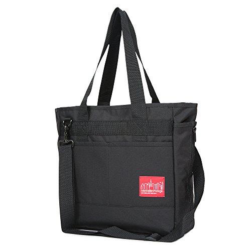 manhattan-portage-downtown-todt-hill-tote-bag-black