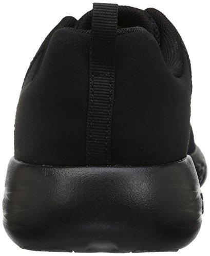 Le Donne Di Skechers Vanno A Correre Con La Sneaker 600-15069 Nera