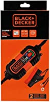 BLACK + DECKER BDV090 Battery Charging and Charging Maintainer, 6 V and 12 V