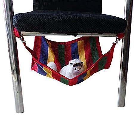 JLFAIRY Cama para Perro Mascota Hamaca para Perro Duradera Y Transpirable Cómoda Hamaca para Jugar Perro Pequeño Gato Durmiendo Hamaca Cama: Amazon.es: ...