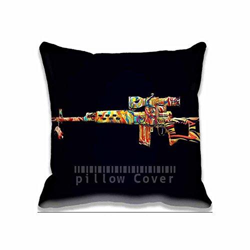 cotton-polyester-home-decorative-accent-throw-pillow-cover-colorful-gun-design-cushion-case-pillow-s