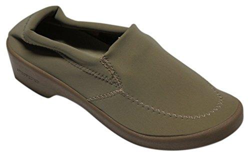Arcopedico Womens Lyra Lycra Shoes Tan PdD7AYY