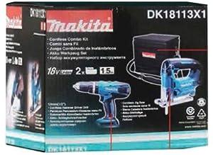 Makita 18V LXT Cordless Driver Drill 13mm, DF457DWE: Amazon com