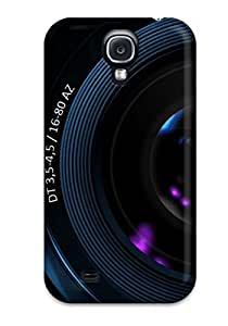 Hot Tpu Cover Case For Galaxy/ S4 Case Cover Skin - Camera