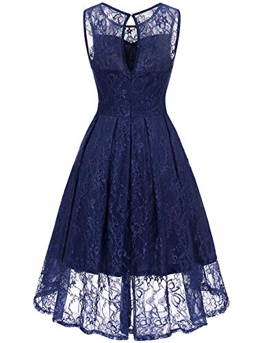 Gardenwed-Womens-Retro-Lace-High-Low-Homecoming-Dress-Cocktail-Party-Gown-Bridesmaid-Dress