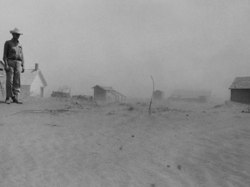 Dust Bowl Drought - 2