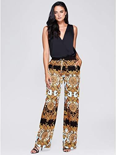 Los Donna Guilded Pantalone Multicolore Angeles Marciano 0aHUq8