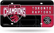 NBA Toronto Raptors Metal License Plate Tag