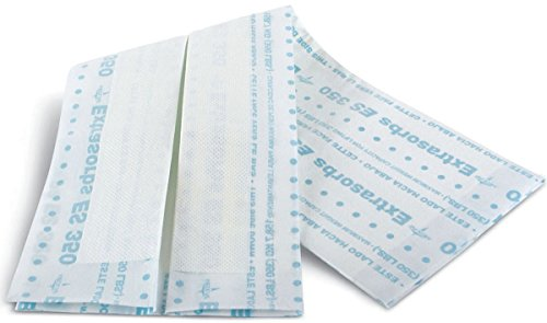 EXTSB2336A350 Extrasorbs Air Permeable Disposable DryPads