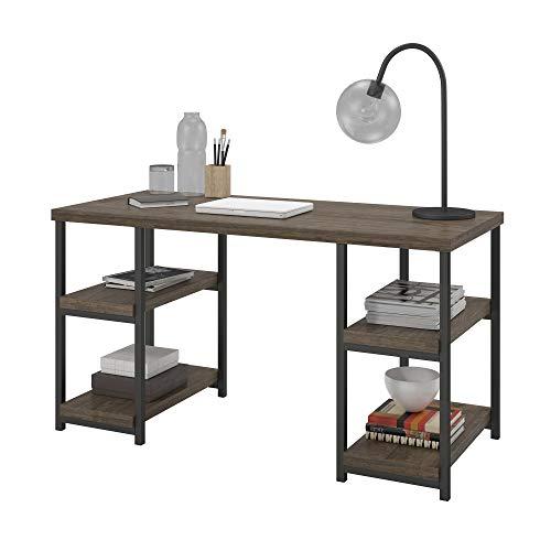 (Ameriwood Home Ashlar Desk, Weathered Oak)