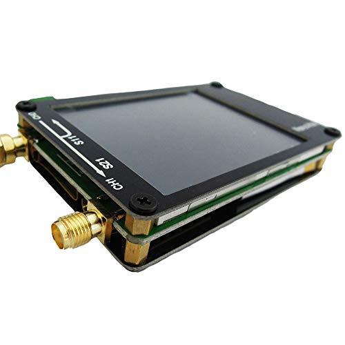 (Gecheer Portable Handheld Vector Network Analyzer 50KHz-900MHz Digital Display Touching Screen Shortwave MF HF VHF UHF Antenna Analyzer Standing Wave )