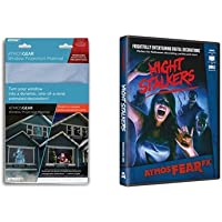 Virtual Reality Halloween Kit with High Resolution Screen and Night Stalker AtmosFEARFx DVD